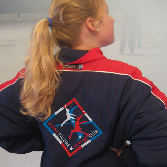 Miami Figure Skating Club jacket
