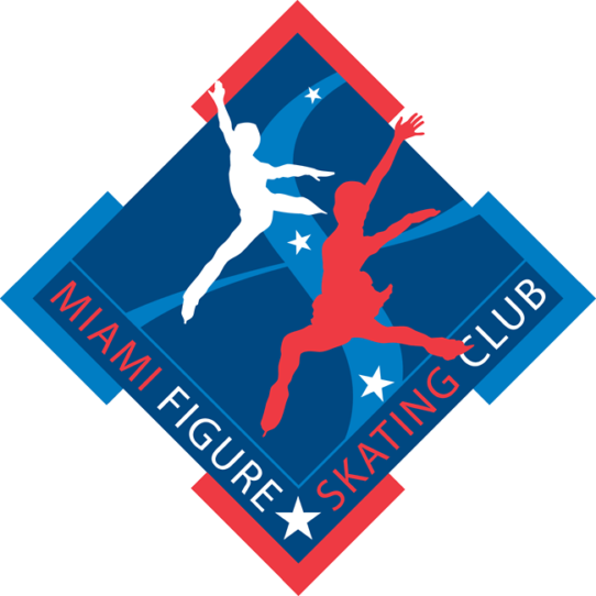 Miami Figure Skating Club logo