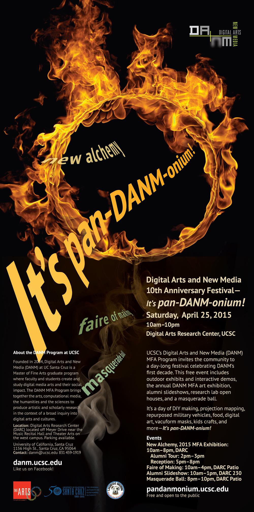 Pan-danm-onium! poster